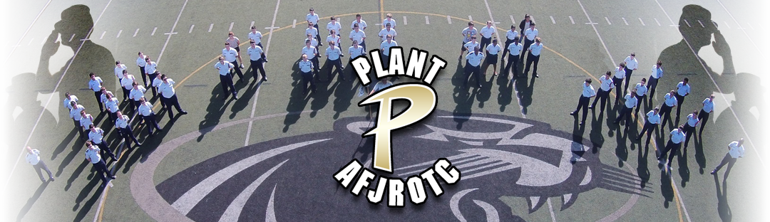 Welcome To Plant High School Afjrotc Webstore